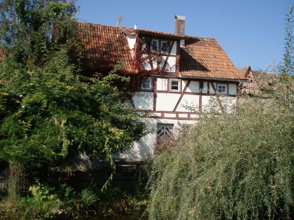Ferienhaus Gärtnerhaus inder Rhön