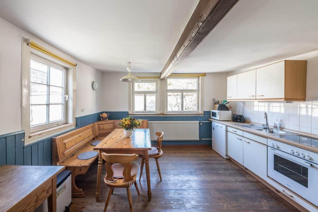 Gärtnerhaus Küche