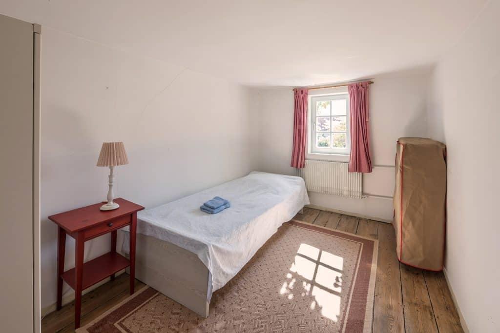Schlafzimmer Gärtnerhaus in Unsleben