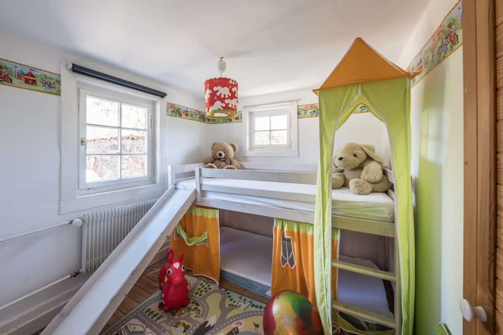 Gärtnerhaus Kinderzimmer